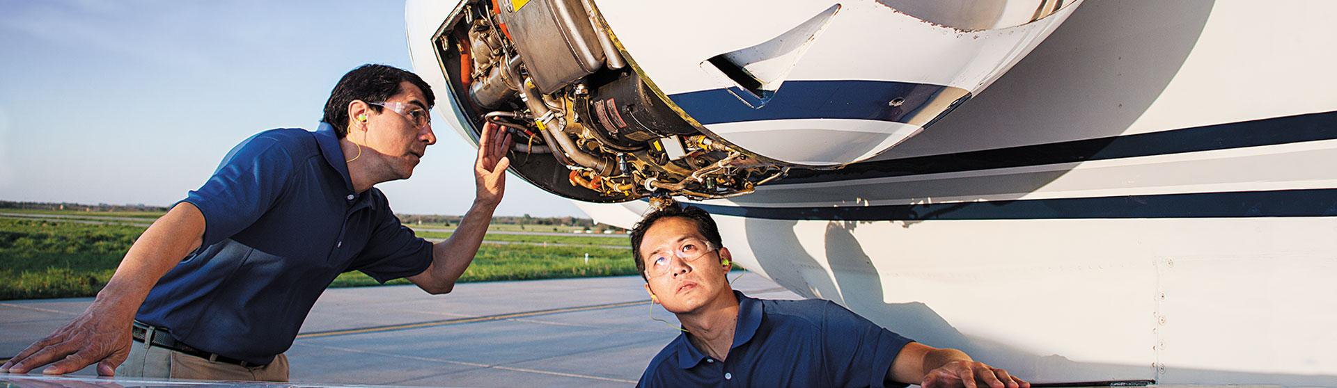 Honeywell TFE731 Engine Repair & Overhaul Services - Dallas Airmotive