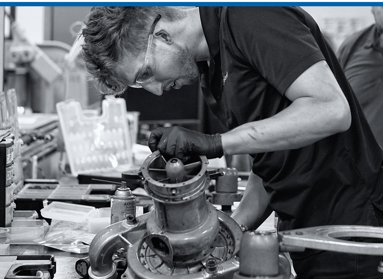 Aircraft Engine Repair & Overhaul Services - Dallas Airmotive